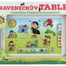 Dětský tablet Mraveneček